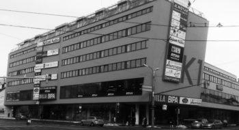 Vídeň 22, K1 Kagraner Platz