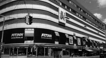 Vídeň 12, U4 Center